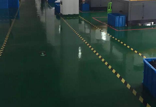 施工温度对成都环氧树脂地坪漆施工的有什么影响?