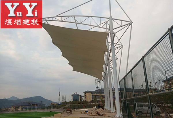 贵州膜结构工程--煜熠建筑