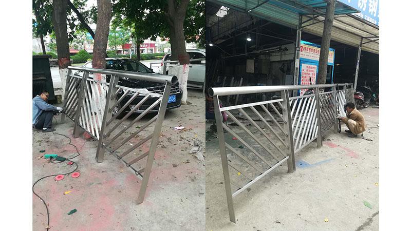 四川不锈钢栏杆