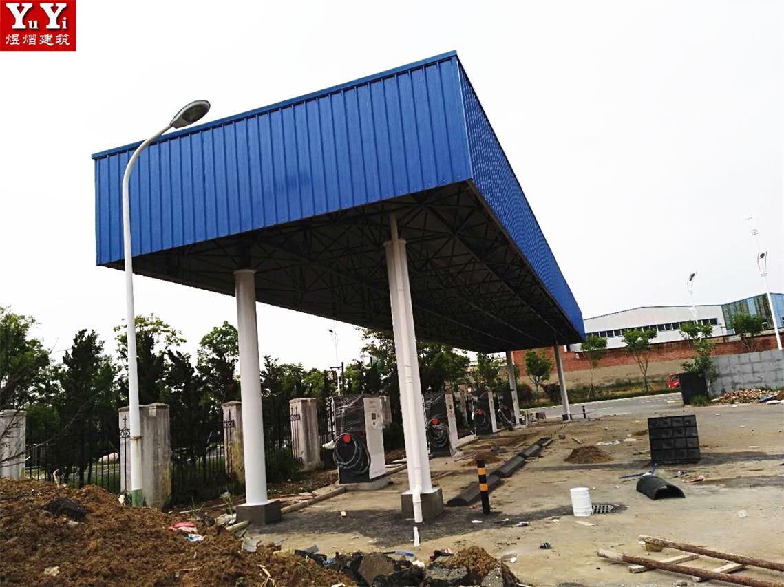钢网架结构工程