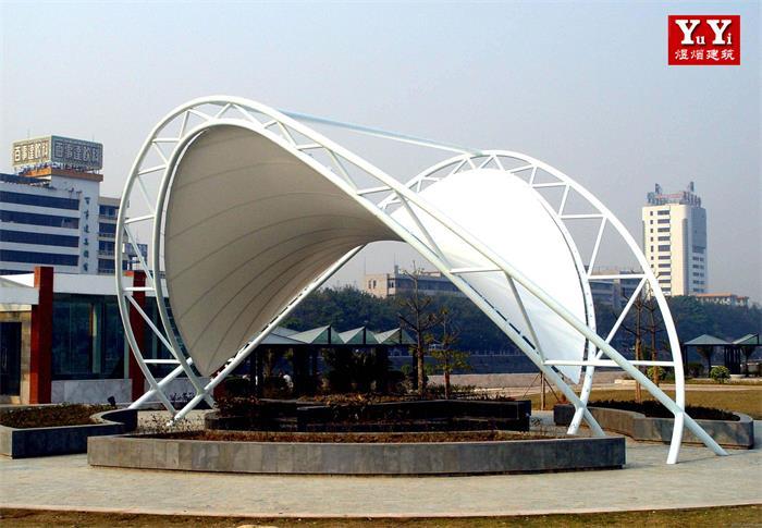 四川商业设施膜结构
