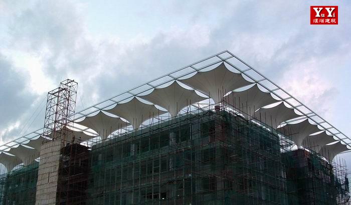 合肥商业设施膜结构