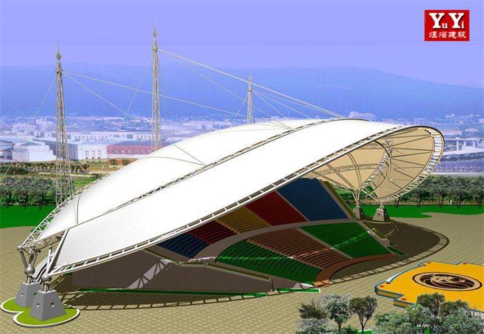 安徽商业设施膜结构