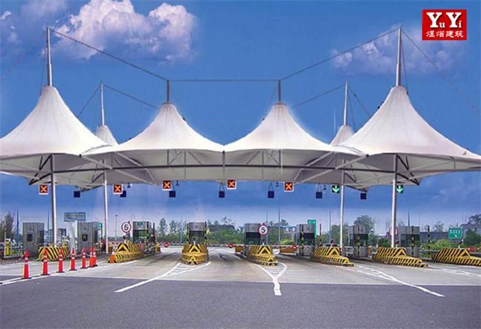 武汉交通设施膜结构