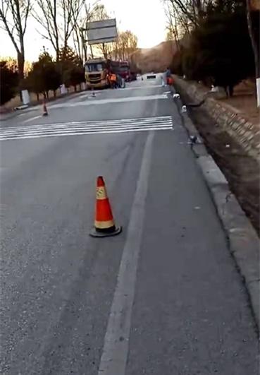 陕西道路标线工程