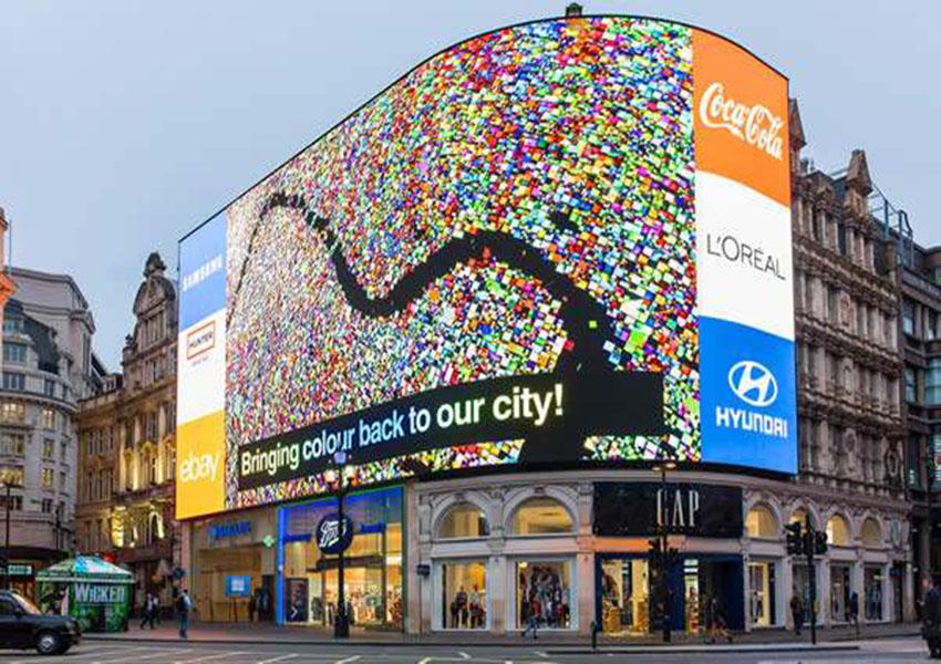 科普:陕西步行广告牌的类别有哪些,怎么区分有依据!