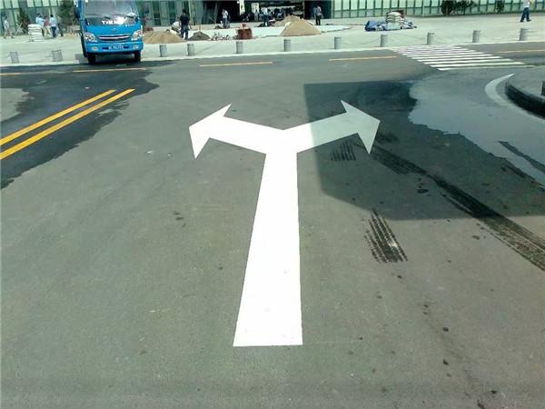 学到了这些道路划线漆知识,你就是资深交安人士!