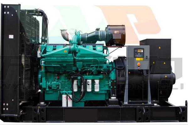 西安康明斯动力柴油发电机组使用三不原则