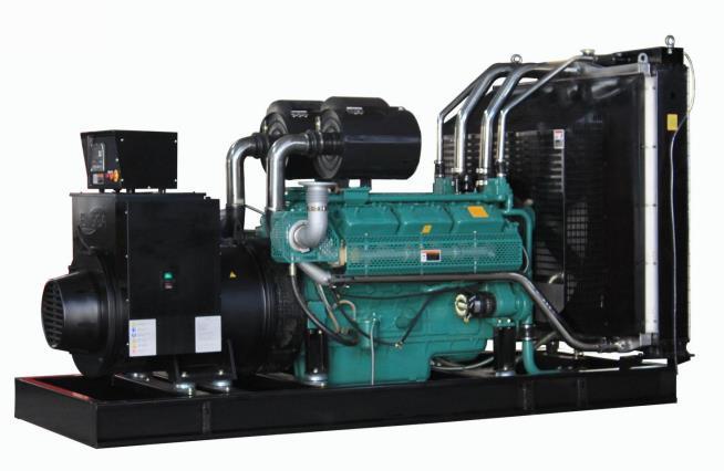 陕西柴油发电机