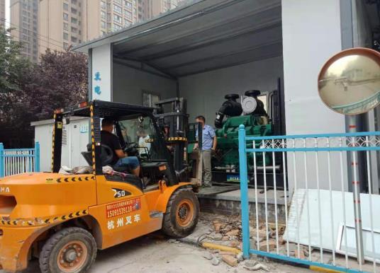 陕西柴油发电机销售