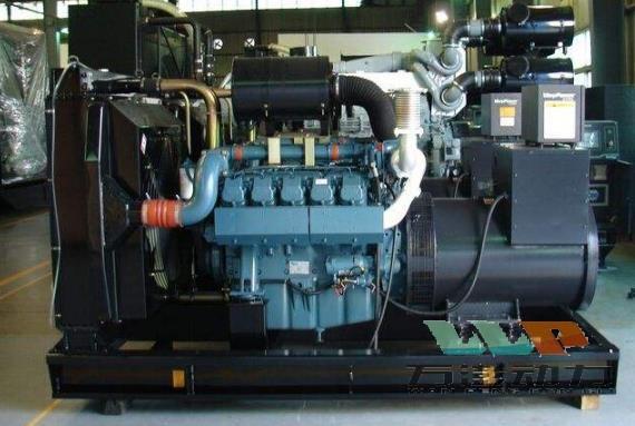 道依茨柴油发电机组