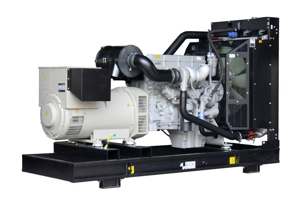 24KW-80KW珀金斯柴油发电机组
