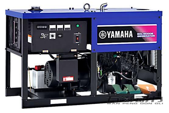雅马哈系列汽油发电机组