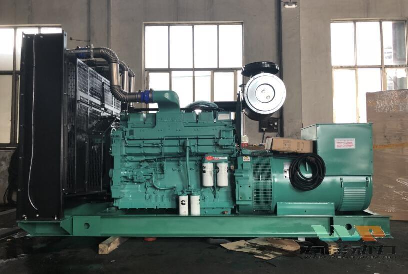 120KW-200KW康明斯柴油发电机组