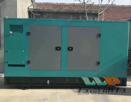 乾能静音型柴油发电机组
