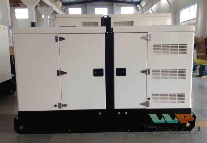 无锡动力静音型柴油发电机组