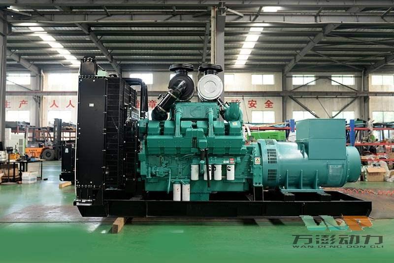 30KW-100KW康明斯柴油发电机组
