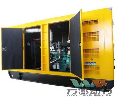 玉柴静音型柴油发电机组
