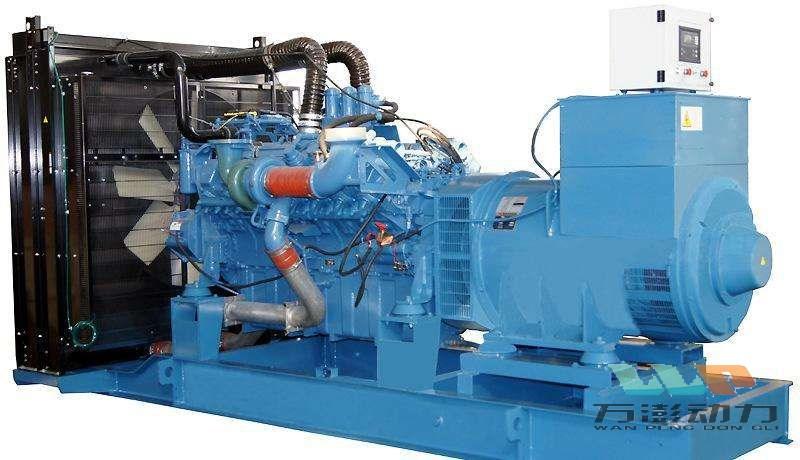 520KW-910KW德国奔驰柴油发电机组