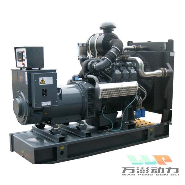 200KW-500KW道依茨柴油发电机组