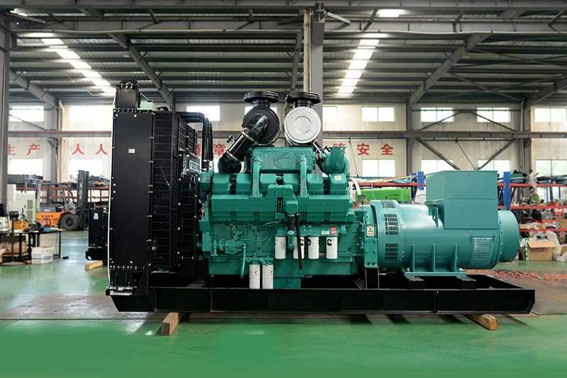 陕西柴油发电机厂家