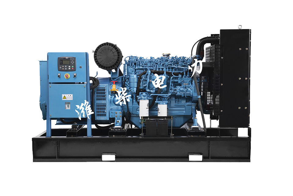55KVA-206KVA发电机组