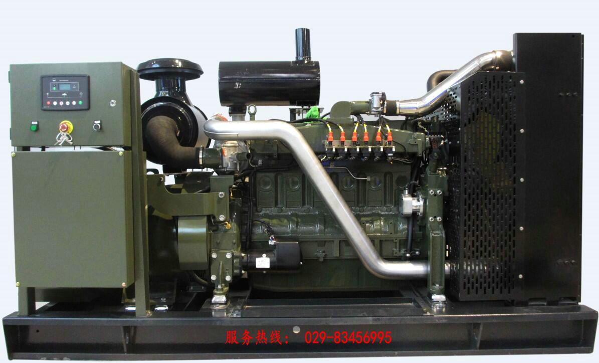 燃气系列发电机组