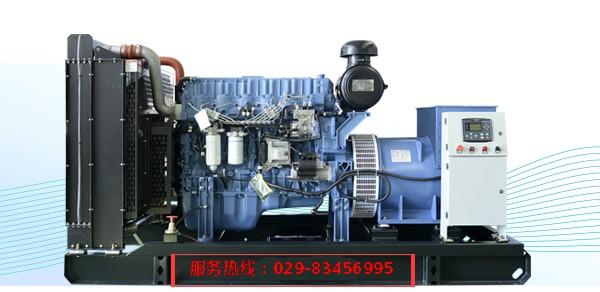 广西玉柴系列发电机