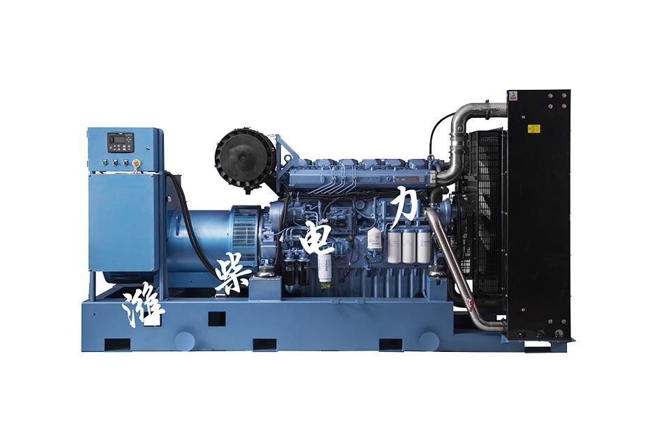 550 KVA-1375 KVA 发电机组
