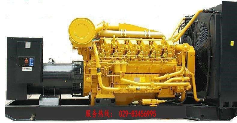 济柴系列发电机组