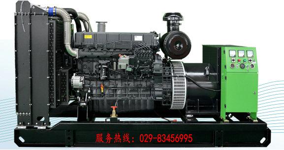 静音型陕西上柴发电机的优点有哪些呢