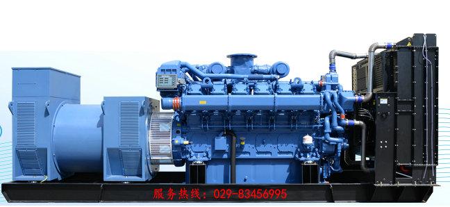 柴油发电机组的风扇皮带调整的方法