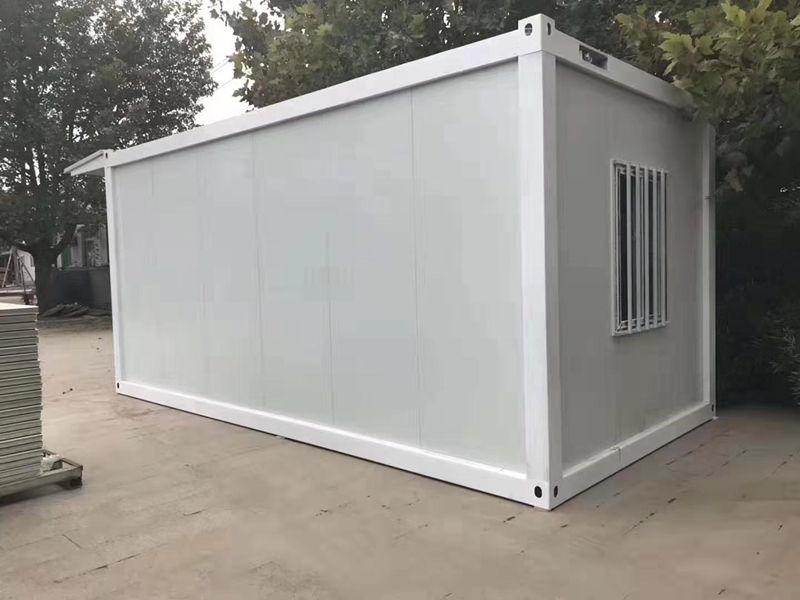 集装箱设备展示