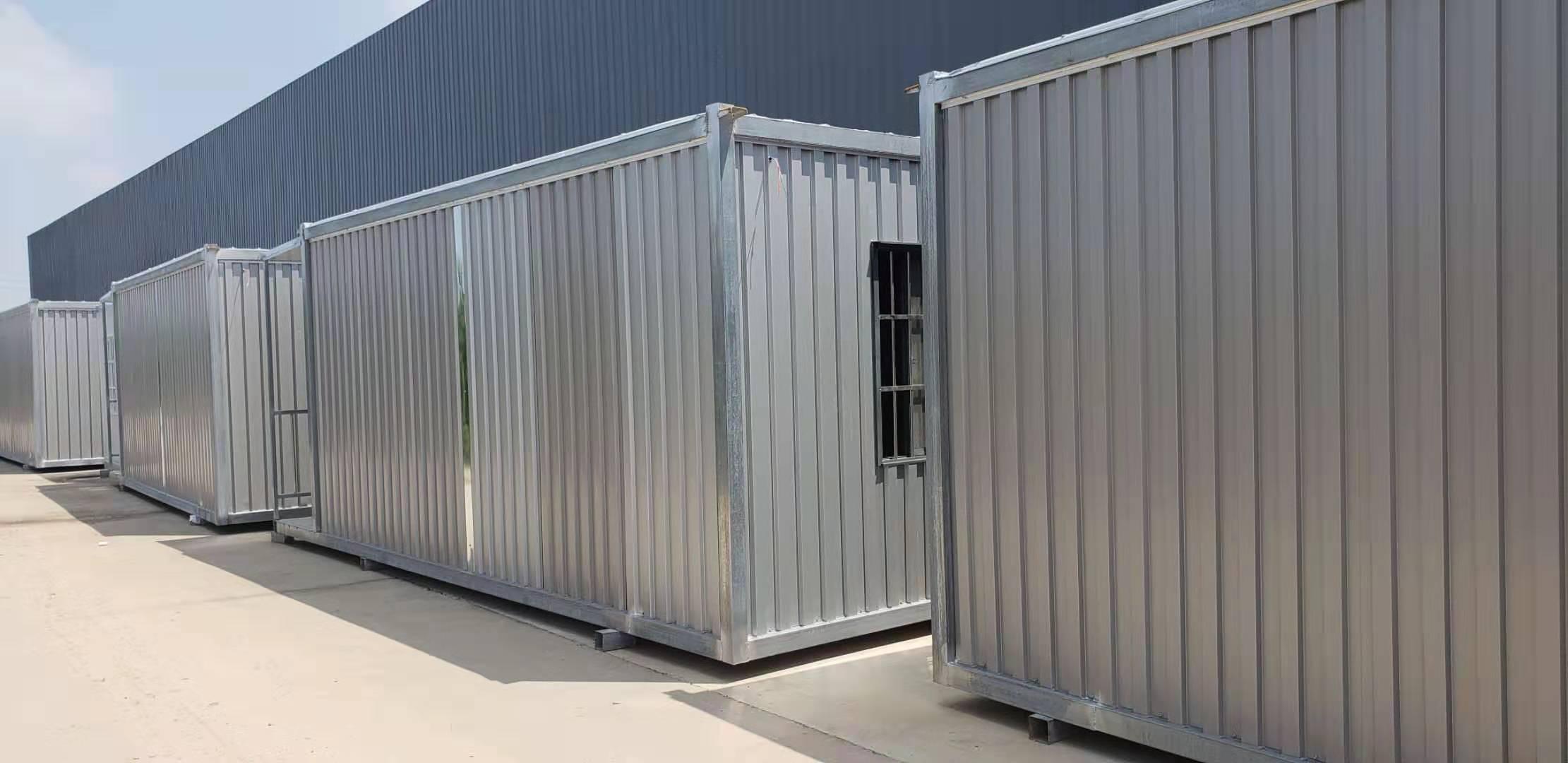 丰鑫居集装箱给大家介绍集装箱的施工工艺及施工要求