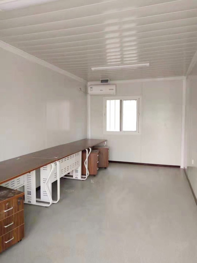 集装箱活动房的优点以及使用事项