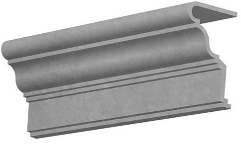 机喷GRC构件与手工GRC构件的区别