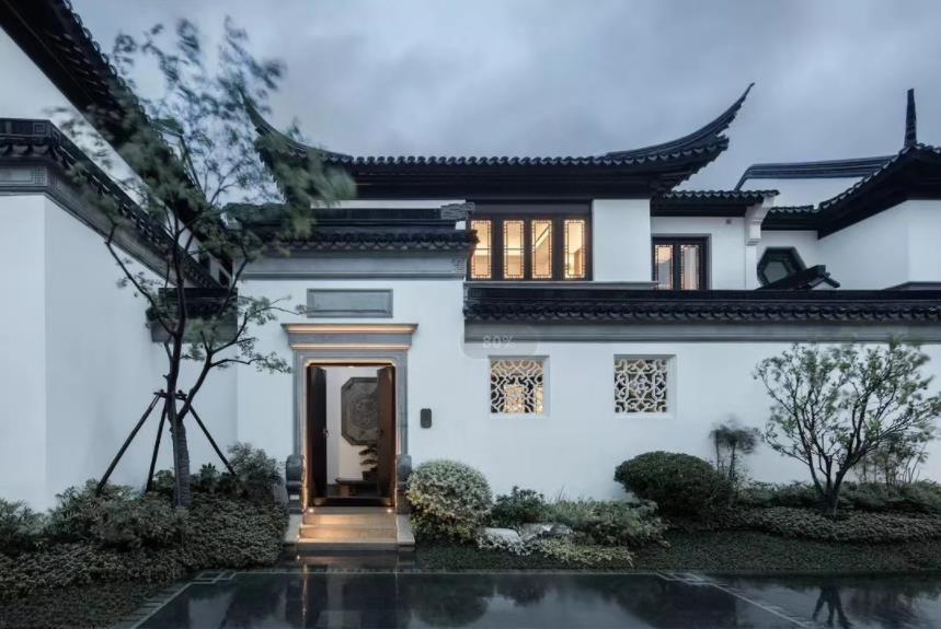 四川仿古中式建筑