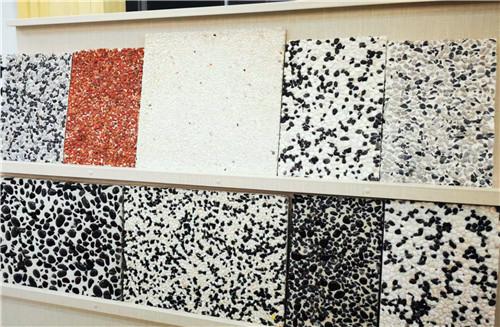 水刷石板/雨花石板