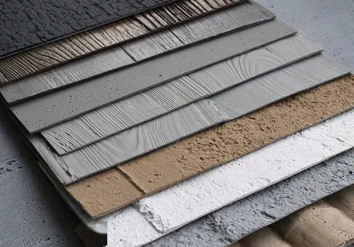 装饰混凝土墙板厂家告诉你GRC构件的表面如何处理