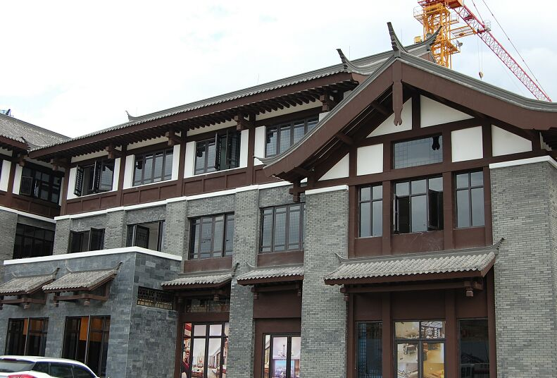 GRC和EPS合作客户:茶马古镇