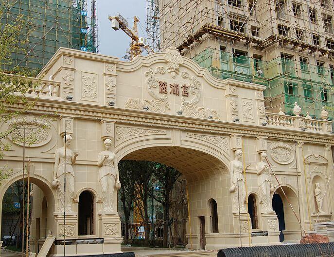 你知道贵州GRC构件石材的使用注意事项吗?