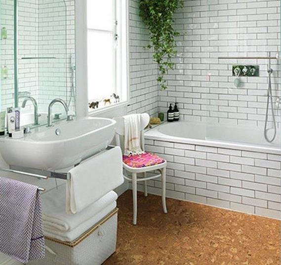 浴室安裝軟木地板前,你需要了解的幾個問題