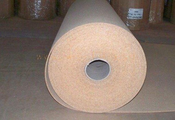 鹹陽軟木卷材使用案例
