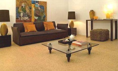 被稱為**軟木製成的軟木地板有何優點以及它的種類有哪些?