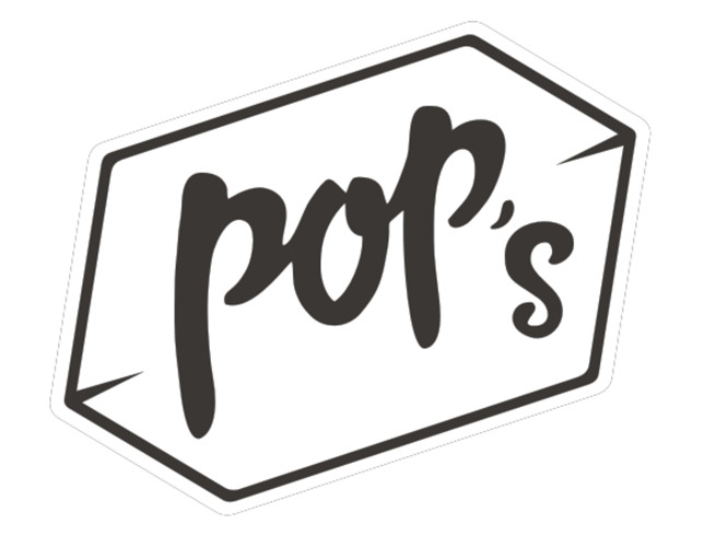 名創廣告燈箱制作合作客戶pop's合作