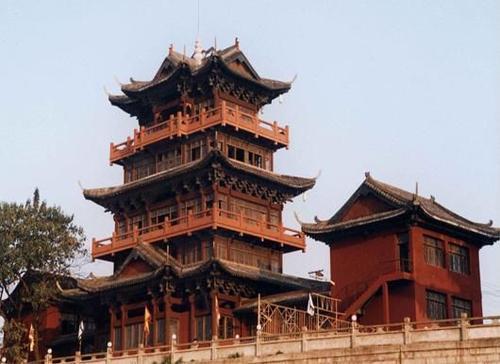 四川古建筑排水是如何構建的?