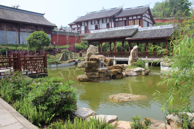 四川建筑施工设计告诉您中华文化博大精深