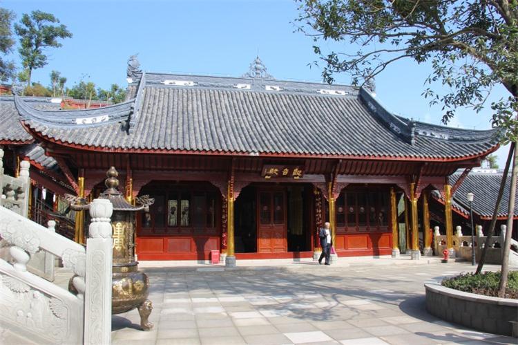 四川古建筑施工