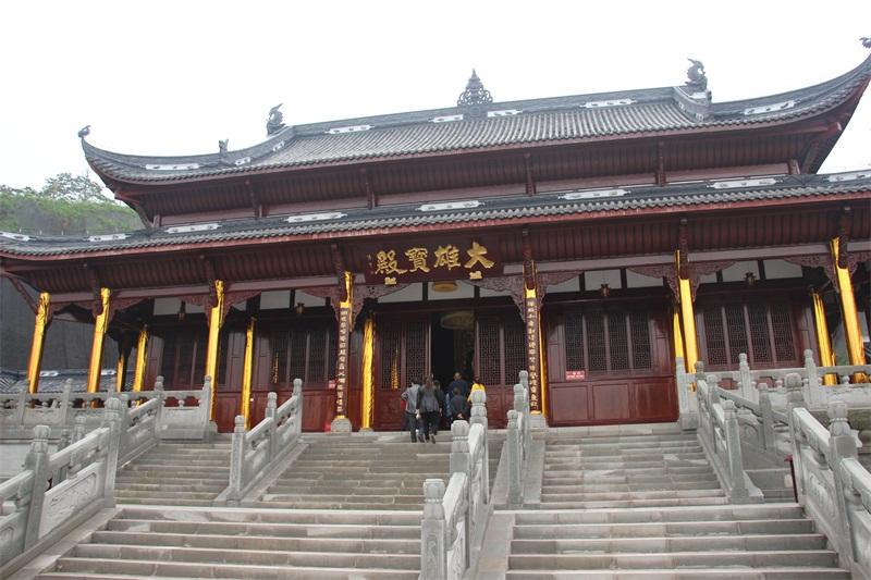 四川古建筑