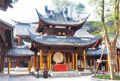 重慶市長壽區菩提寺